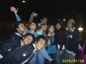 Sahur On The Road 2007